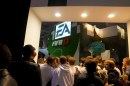 GamesWeek 2012 - stand Electronic Arts
