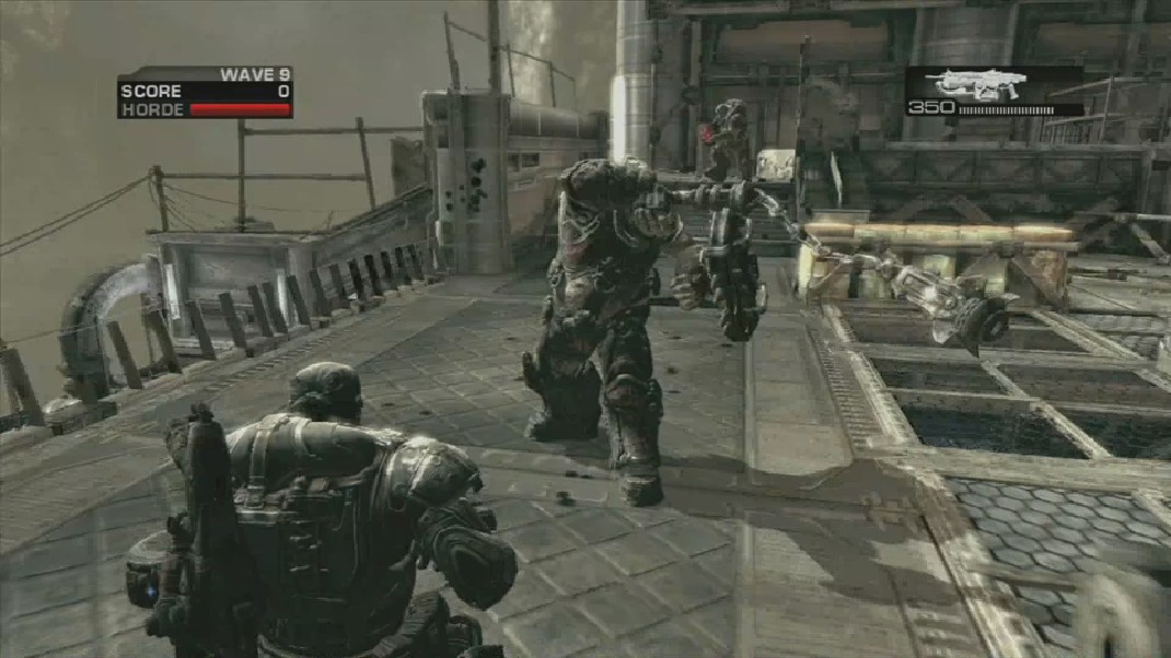 Gears of War 2: Combustible Pack - galleria immagini