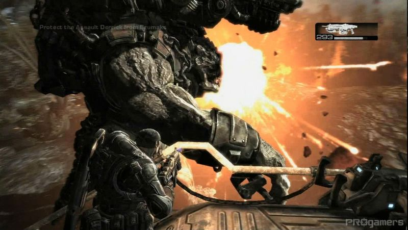 Gears of War 2 - prima immagine