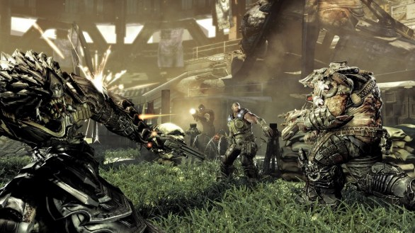 Gears of War 3: galleria immagini