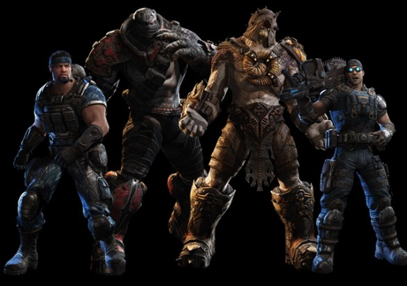 Gears of War 3 Forces of Nature DLC