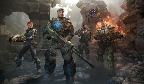 Gears of War: Judgement in nuovi screenshot e artwork