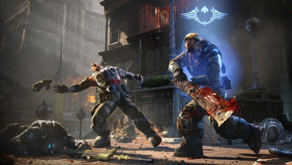Gears of War: Judgment - Call to Arms - galleria immagini