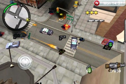 Grand Theft Auto: Chinatown Wars (iPhone/iPod Touch) - prime immagini