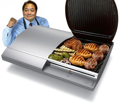 Ps3 Grill