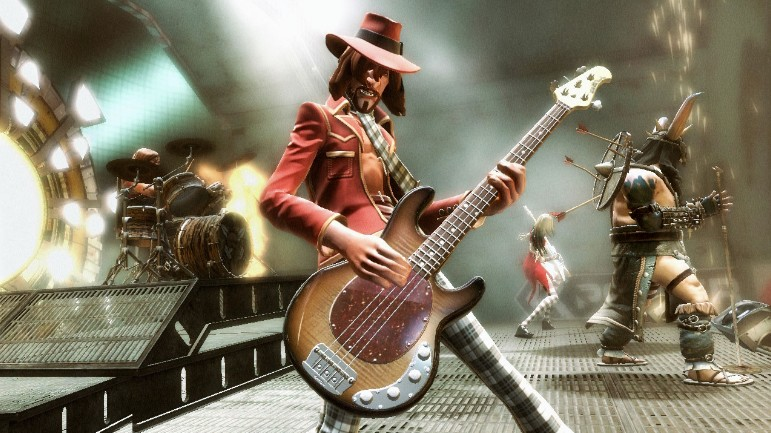 Guitar Hero 5: galleria immagini