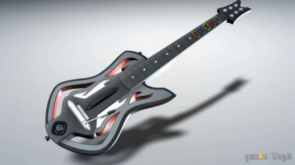 Guitar Hero: Warriors of Rock - la nuova chitarra