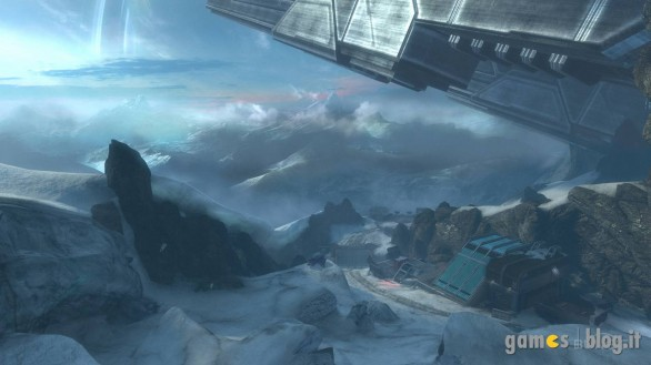 Halo: Reach - Noble Map Pack - galleria immagini
