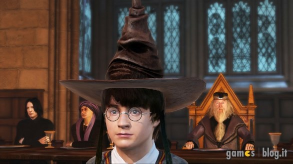 Harry Potter for Kinect: galleria immagini