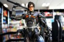 Hideo Kojima Play  Arts Kai Action Figure: immagini
