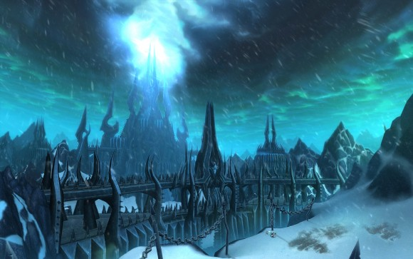 World of Warcraft 3.3: trailer Fall of the Lich King