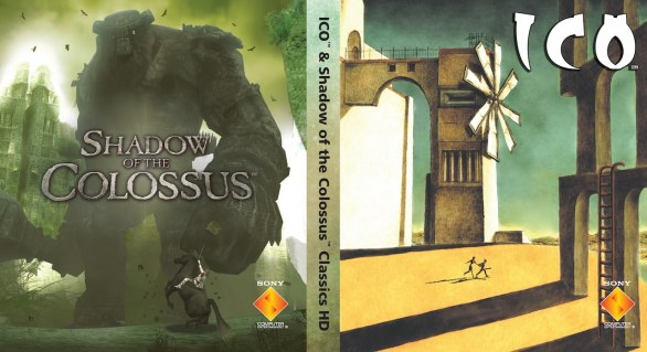 ICO and Shadow of Colossus Collection: boax art e immagini