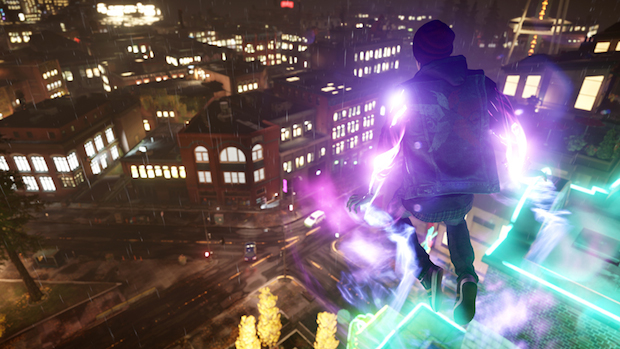 inFamous: Second Son, nuove immagini