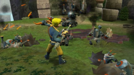 Jak and Daxter: The Lost Frontier - nuove immagini