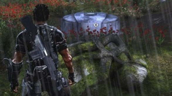 Just Cause 2: easter egg isola di Lost