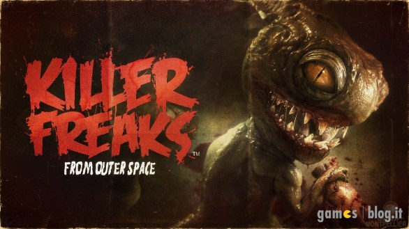 Killer Freaks From Outer Space: galleria immagini