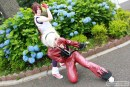 King of Fighters Cosplay
