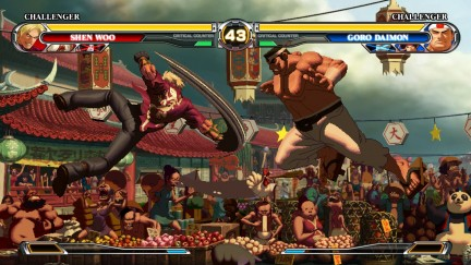 King of Fighters XII - nuove immagini e artwork