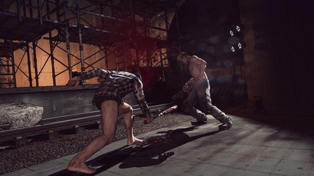 Let it Die: stralci di gameplay dal video del Tokyo Game Show 2014