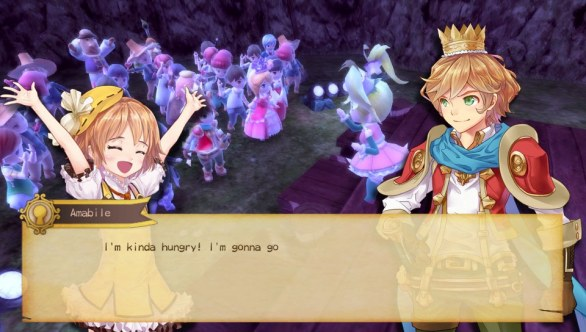 Little King Story (PS Vita)