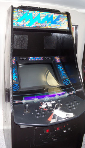 mame cabinet