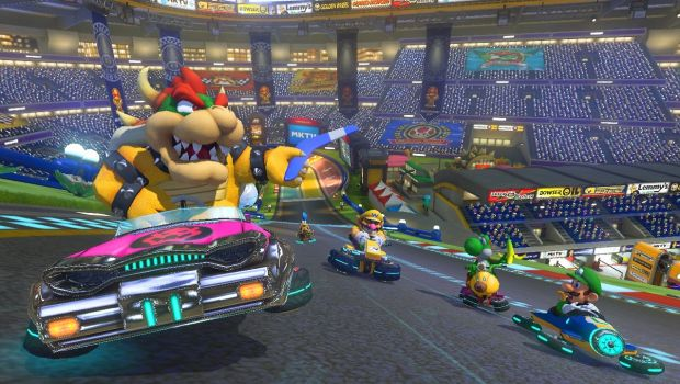 Nintendo Believes Mario Kart 8 Could Turn Wii U Sales Around