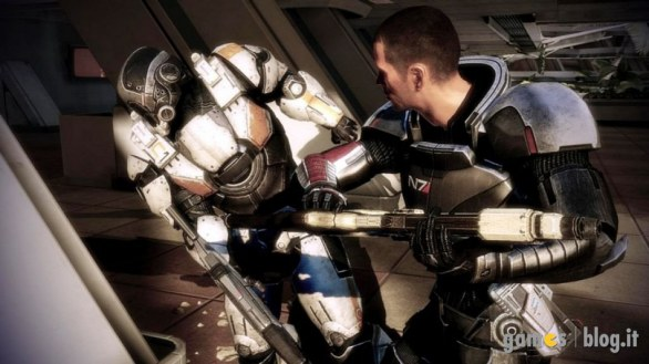 Mass Effect 3: galleria immagini