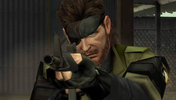 Metal Gear Solid: Peace Walker - immagini comparative PSP/PS3