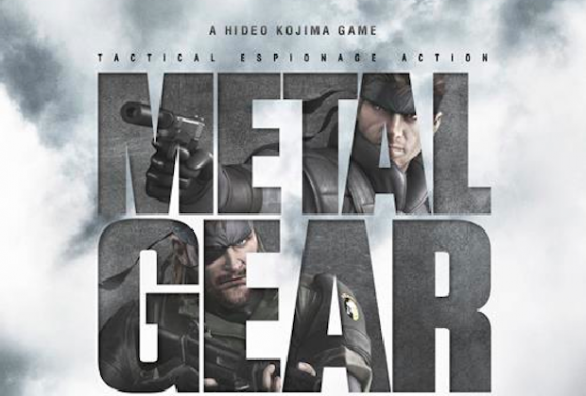 Metal Gear Solid Legacy Collection: il boxart