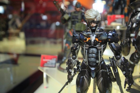 Metal Gear Solid Play Arts [Kai] Action Figures: immagini