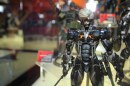 Metal Gear Solid Play Art Kai Action Figures: immagini