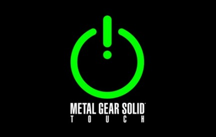 Metal Gear Solid Touch - prime immagini
