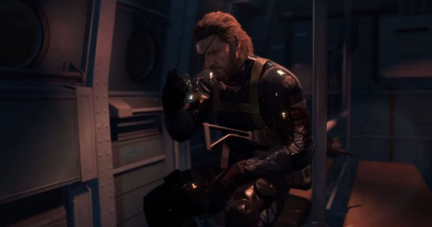 Metal Gear Solid V: The Phantom Pain - immagini comparative con Ground Zeroes