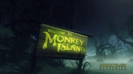 Monkey Island 2 in 3D col CryEngine