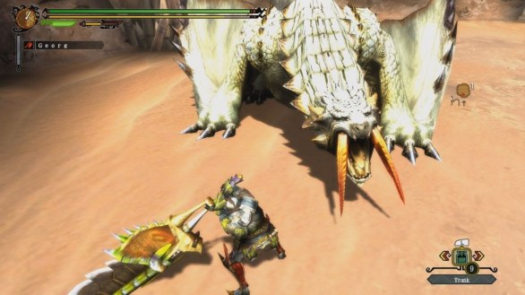 Monster Hunter 3 Ultimate - Wii U - galleria immagini