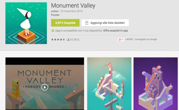Monument Valley appare in House Of Cards