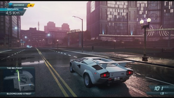 Need for Speed: Most Wanted - galleria immagini