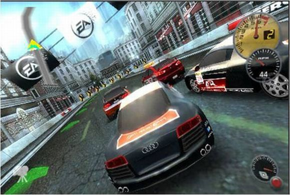 Need for Speed: Shift (iPhone)- galleria immagini