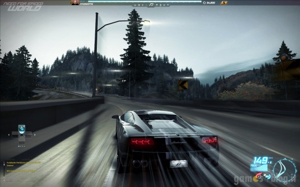 Need for Speed World: nuove immagini