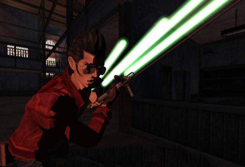 No More Heroes - nuove immagini