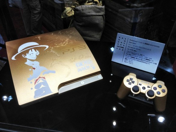 One Piece: Pirate Musou - PS3 Gold Edition bundle