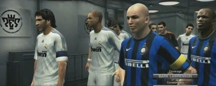 PES 2010: Inter contro Real Madrid in due nuovi video