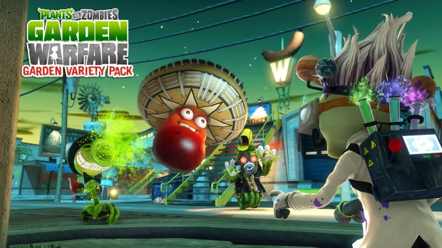 Plants vs Zombies: Garden Warfare - Garden Variety Pack - galleria immagini
