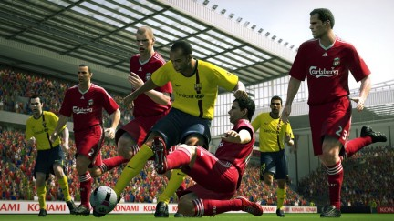 Pro Evolution Soccer 2010 - nuove immagini hands on