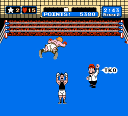 Punch Out! Nintendo DS
