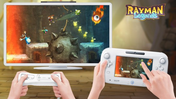 Rayman Legends Online Challenges: galleria immagini