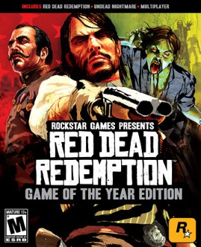 Red Dead Redemption: arriva la Game Of The Year Edition