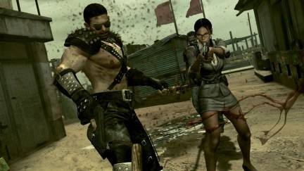 Resident Evil 5: nuove immagini