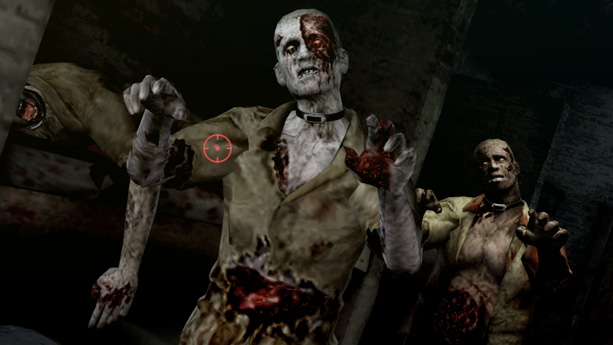 Resident Evil: Darkside Chronicles - nuove immagini