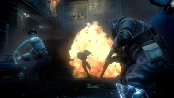Resident Evil : Operation Raccoon City - nuove immagini